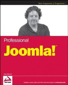 Professional Joomla!-cover