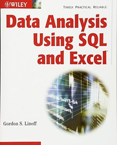 Data Analysis Using SQL and Excel-cover