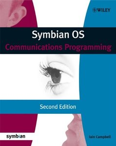 Symbian OS Communications Programming, 2/e (Paperback)-cover