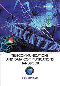 Telecommunications and Data Communications Handbook-cover