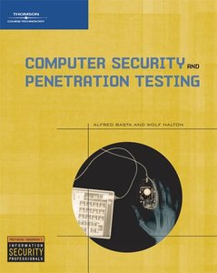 Computer Security and Penetration Testing (Paperback)-cover