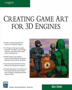 Creating Game Art for 3D Engines-cover