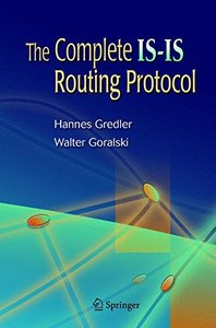 The Complete IS-IS Routing Protocol-cover