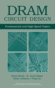 DRAM Circuit Design: Fundamental and High-Speed Topics (Hardcover)-cover
