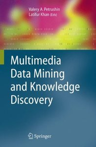 Multimedia Data Mining and Knowledge Discovery-cover