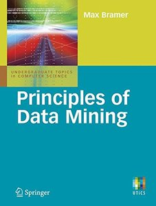 Principles of Data Mining (Paperback)-cover