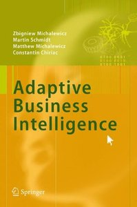 Adaptive Business Intelligence (Hardcover)-cover