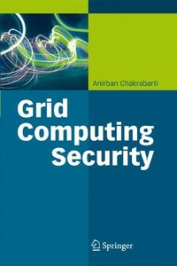 Grid Computing Security (Hardcover)