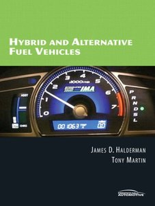 Hybrid and Alternative Fuel Vehicles-cover
