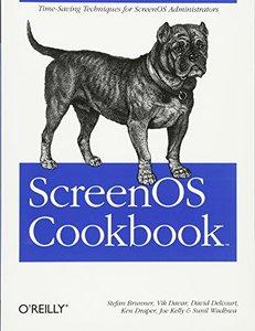 ScreenOS Cookbook-cover