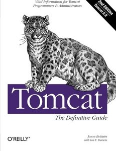 Tomcat: The Definitive Guide, 2/e (Paperback)-cover