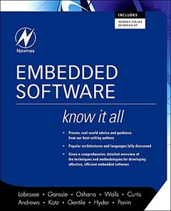 Embedded Software: Know It All (Newnes Know It All)-cover