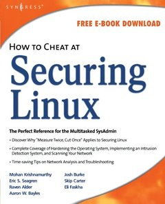 How to Cheat at Securing Linux (Paperback)-cover