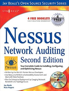 Nessus Network Auditing, 2/e (Paperback)-cover