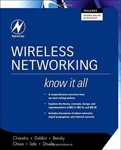 Wireless Networking (Paperback)-cover