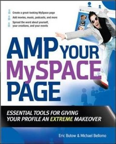 Amp Your MySpace Page-cover