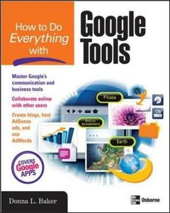 How to Do Everything with Google Tools-cover