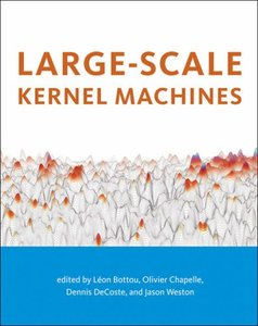 Large-Scale Kernel Machines-cover
