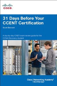 31 Days Before Your CCENT Certification-cover