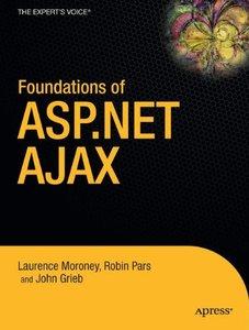 Foundations of ASP.NET AJAX-cover