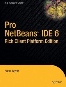 Pro Netbeans IDE 6 Rich Client Platform Edition (Paperback)-cover