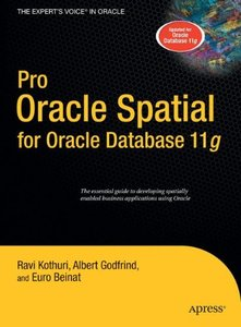 Pro Oracle Spatial for Oracle Database 11g-cover