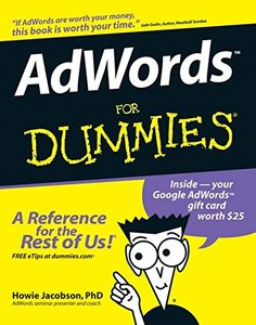 AdWords For Dummies-cover