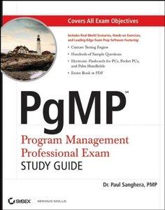 PgMP: Program Management Professional Exam Study Guide-cover