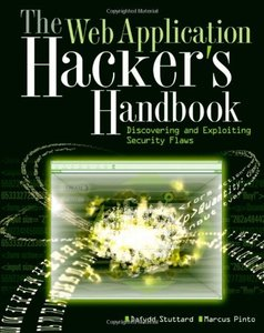 The Web Application Hacker's Handbook: Discovering and Exploiting Security Flaws-cover