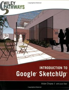 Wiley Pathways Introduction to Google SketchUp-cover