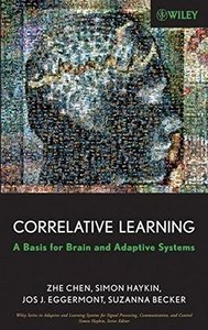 Correlative Learning: A Basis for Brain and Adaptive Systems-cover