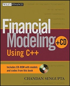 Financial Modeling Using C++-cover