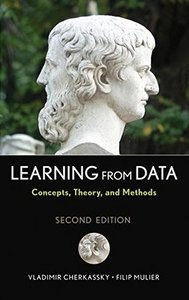 Learning from Data: Concepts, Theory, and Methods (Hardcover)-cover