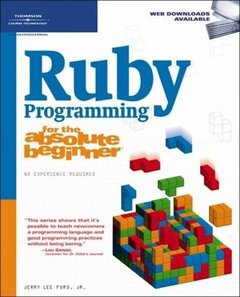 Ruby Programming for the Absolute Beginner-cover