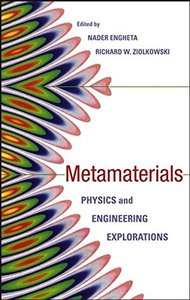 Metamaterials: Physics and Engineering Explorations-cover