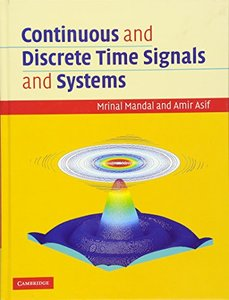 Continuous and Discrete Time Signals and Systems (Hardcover)-cover