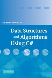 Data Structures and Algorithms Using C# (Hardcover)-cover