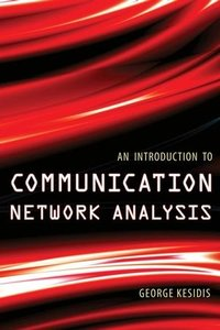 An Introduction to Communication Network Analysis-cover