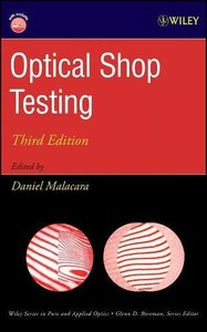 Optical Shop Testing, 3/e-cover