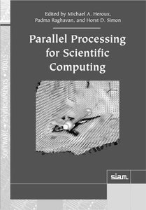 Parallel Processing for Scientific Computing-cover