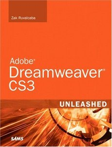 Adobe Dreamweaver CS3 Unleashed-cover