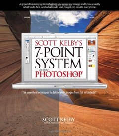 Scott Kelby's 7-Point System for Adobe Photoshop CS3-cover