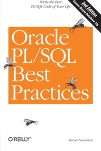 Oracle PL/SQL Best Practices, 2/e-cover