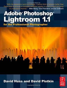 Adobe Photoshop Lightroom 1.1 for the Professional Photographer-cover