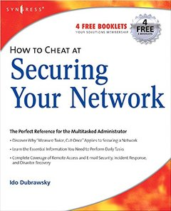 How to Cheat at Securing Your Network-cover