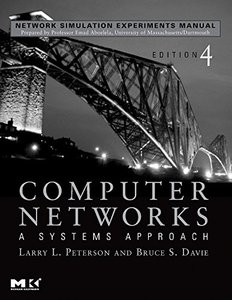 Network Simulation Experiments Manual, 2/e-cover
