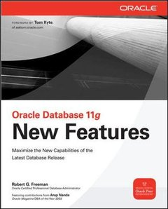 Oracle Database 11g New Features-cover