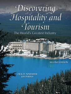 Discovering Hospitality and Tourism: The World's Greatest Industry, 2/e-cover