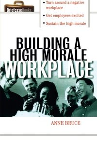 Building A HIgh Morale Workplace-cover