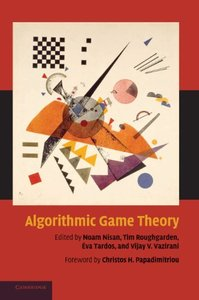 Algorithmic Game Theory-cover
